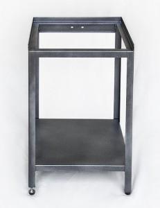E-Z Sharp Machine Stand with adjustable leg